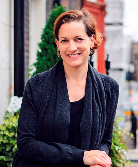 Anne Applebaum (forrás: internet)